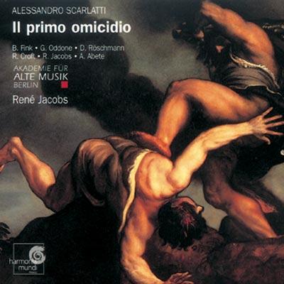 SCARLATTI, Alessandro (1660-1725) Il primo omicidio : Perché mormora il ruscello dirigé par René JACOBS