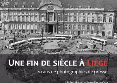 Parution : Une fin de siècle à Liège
