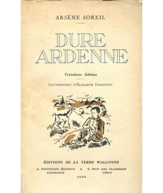 Soreil A, Dure Ardenne (Gembloux, Duculot, 1937)