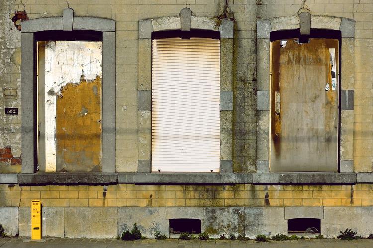 Fabris REMOUCHAMPS : Trois fenêtres 2/11