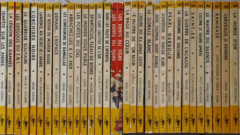 MARABOUT : ces ouvrages à bande jaune sont dans le grenier de nos parents et de notre mémoire collective…