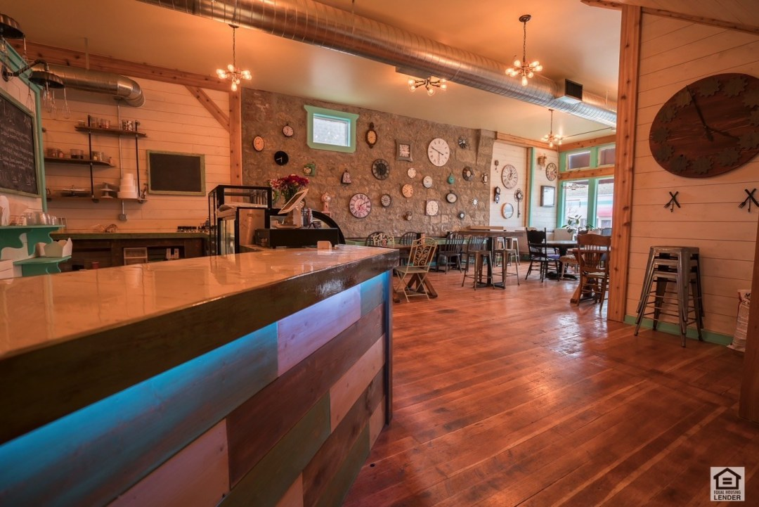 Established and long term Commercial Tenant (Bakery/Eatery) on the main floor.