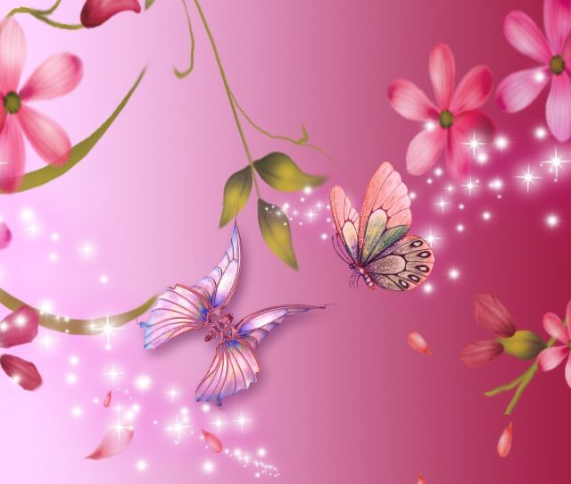 Bright Pink Wallpaper All Wallpapers New
