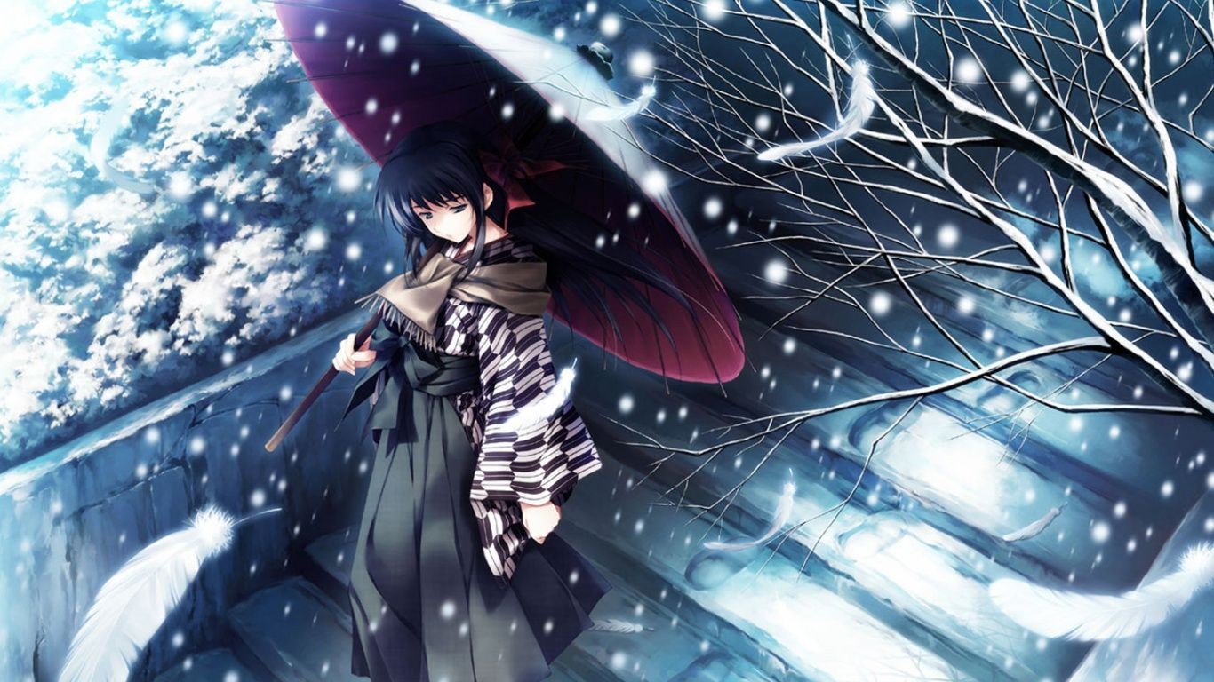 Anime Wallpapers 1366x768 Group 71
