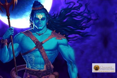 Shiva Wallpapers HD Group  62   Angry lord Shiva blue colour Hd Wallpaper for free download  Lord