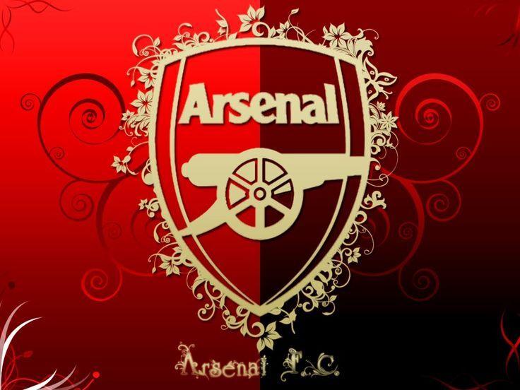 download arsenal fc logo hd wallpapers