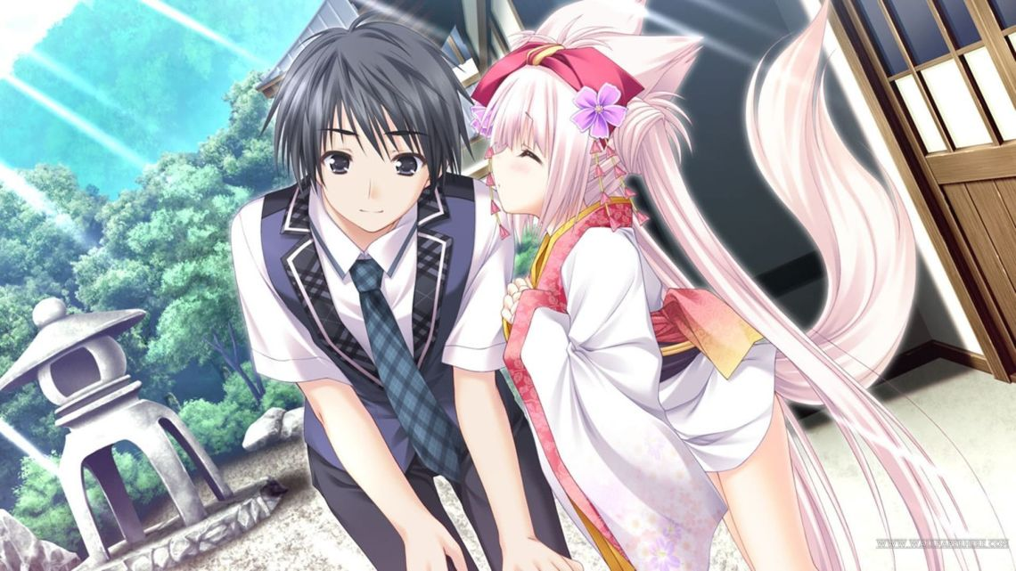Gamer Couple Cute Anime Wallpapers On Wallpaperdog
