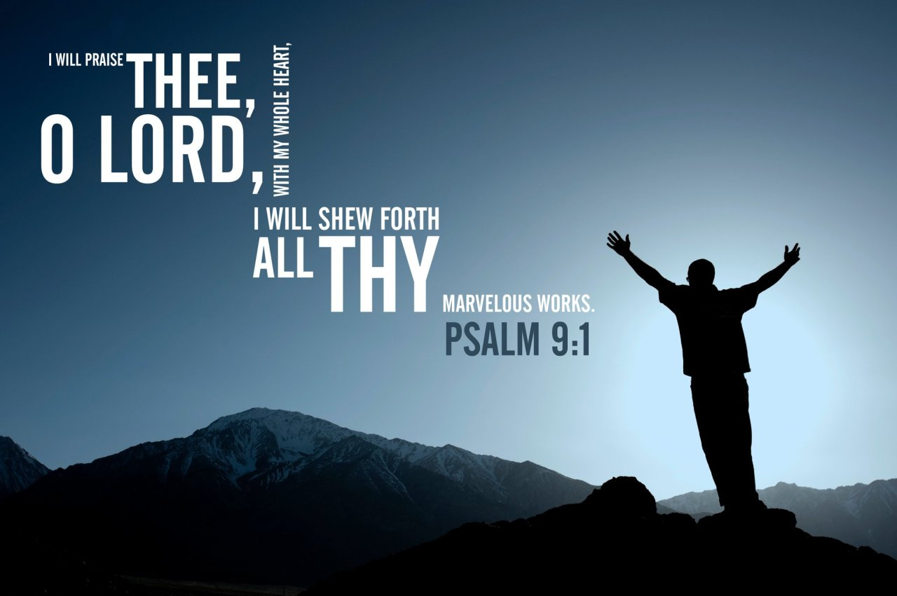Image result for Psalm 9