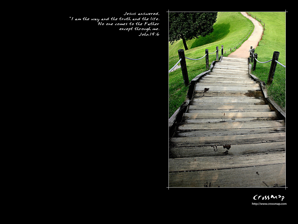 Christian wallpaper I am the way