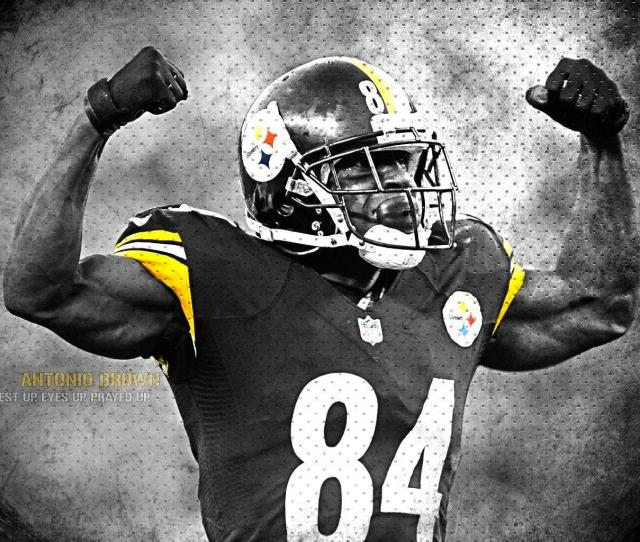 Antonio Brown Wallpapers Top Free Antonio Brown Backgrounds
