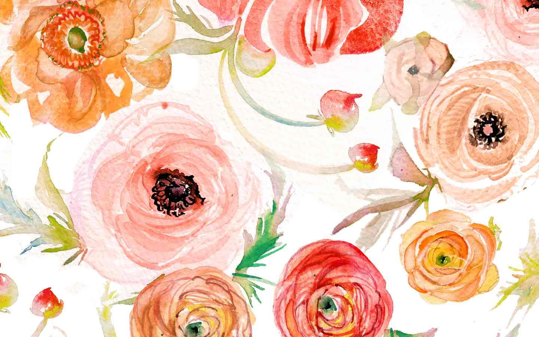 Modern Floral Desktop Wallpapers Top Free Modern Floral Desktop Backgrounds Wallpaperaccess