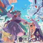 Anime Dancing Wallpapers Top Free Anime Dancing Backgrounds Wallpaperaccess