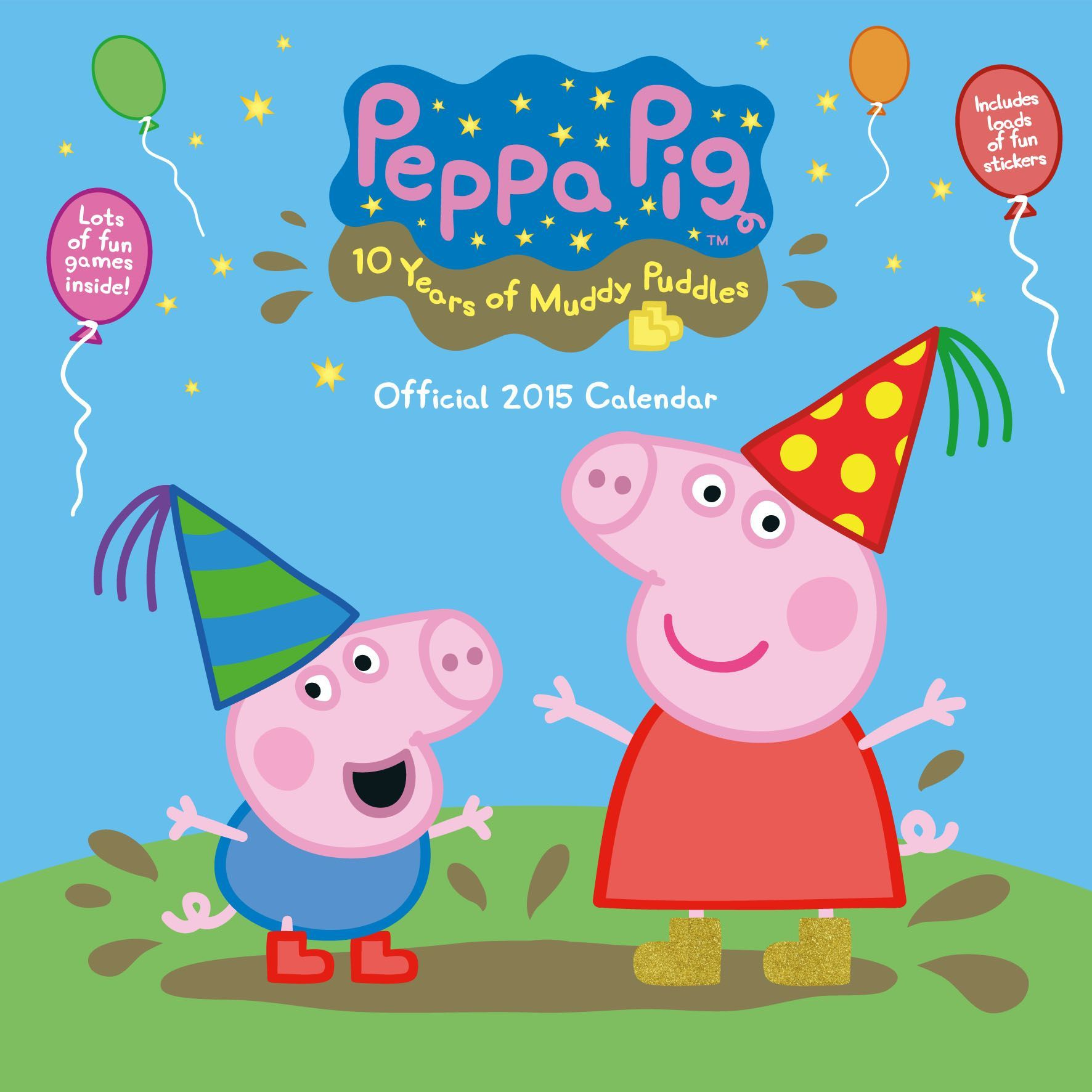 Peppa Pig Birthday Wallpapers Top Free Peppa Pig Birthday Backgrounds Wallpaperaccess
