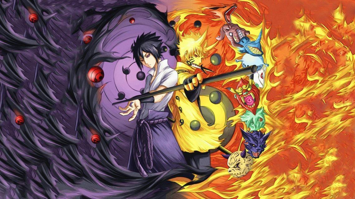 21 Wallpaper Anime Naruto Keren Tachi Wallpaper