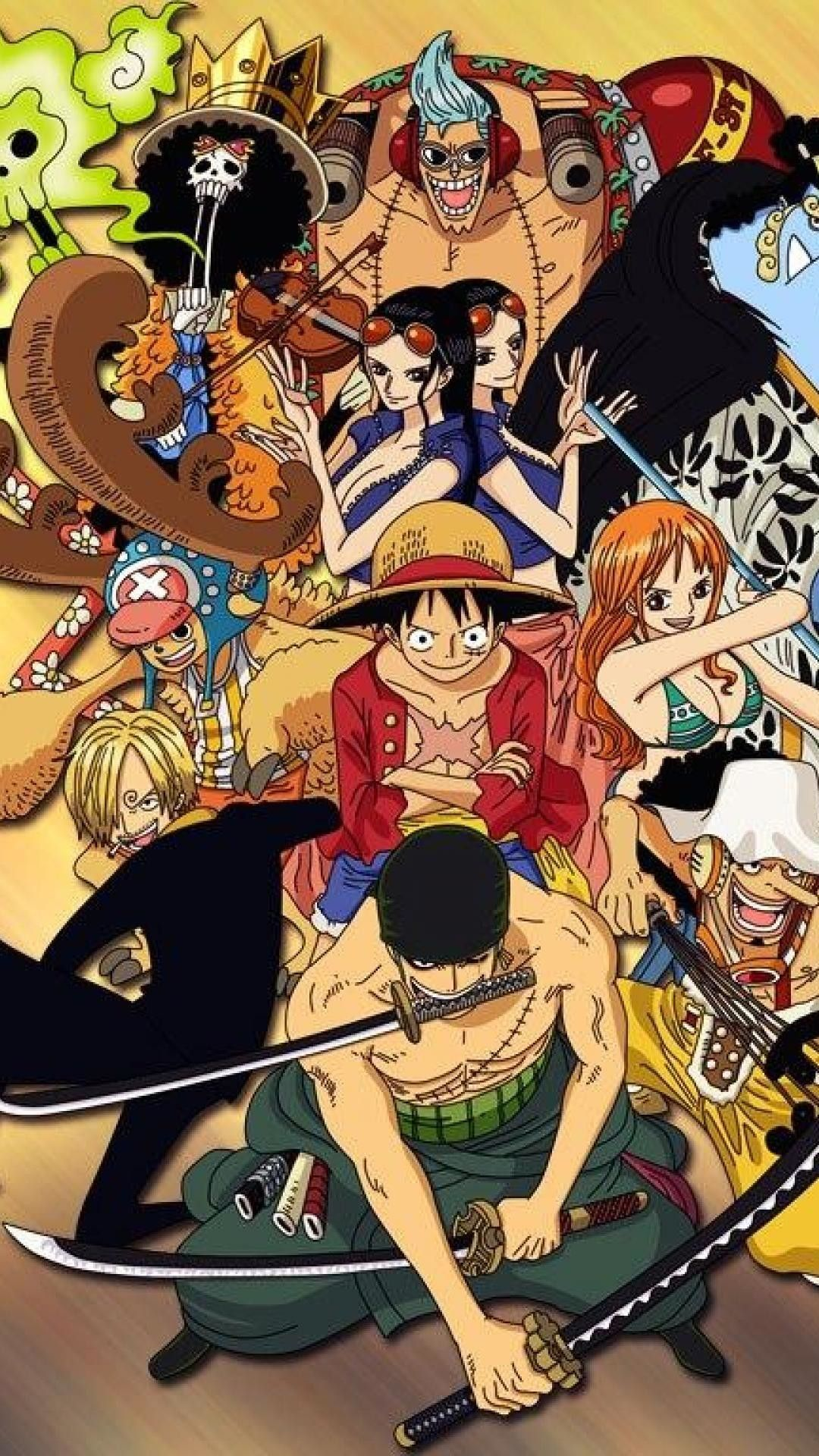 32 Wallpaper Anime One Piece Android Anime Wallpaper