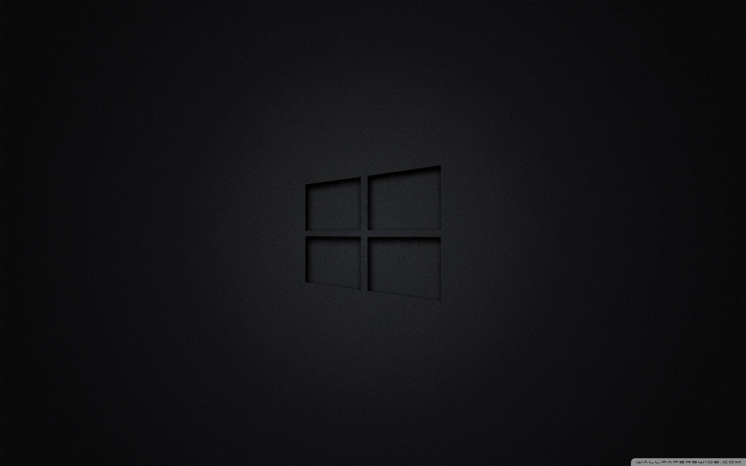 Dark Windows Wallpapers Top Free Dark Windows Backgrounds Wallpaperaccess