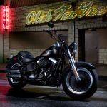 Harley Davidson Fat Boy Wallpapers Top Free Harley Davidson Fat Boy Backgrounds Wallpaperaccess