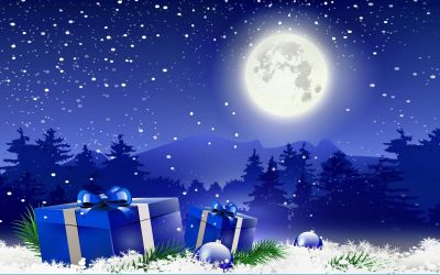 Winter Moon Wallpapers - Top Free Winter Moon Backgrounds ...