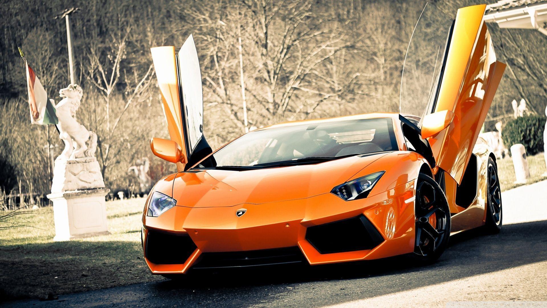 Lamborghini Car Hd Wallpapers Top Free Lamborghini Car Hd Backgrounds Wallpaperaccess