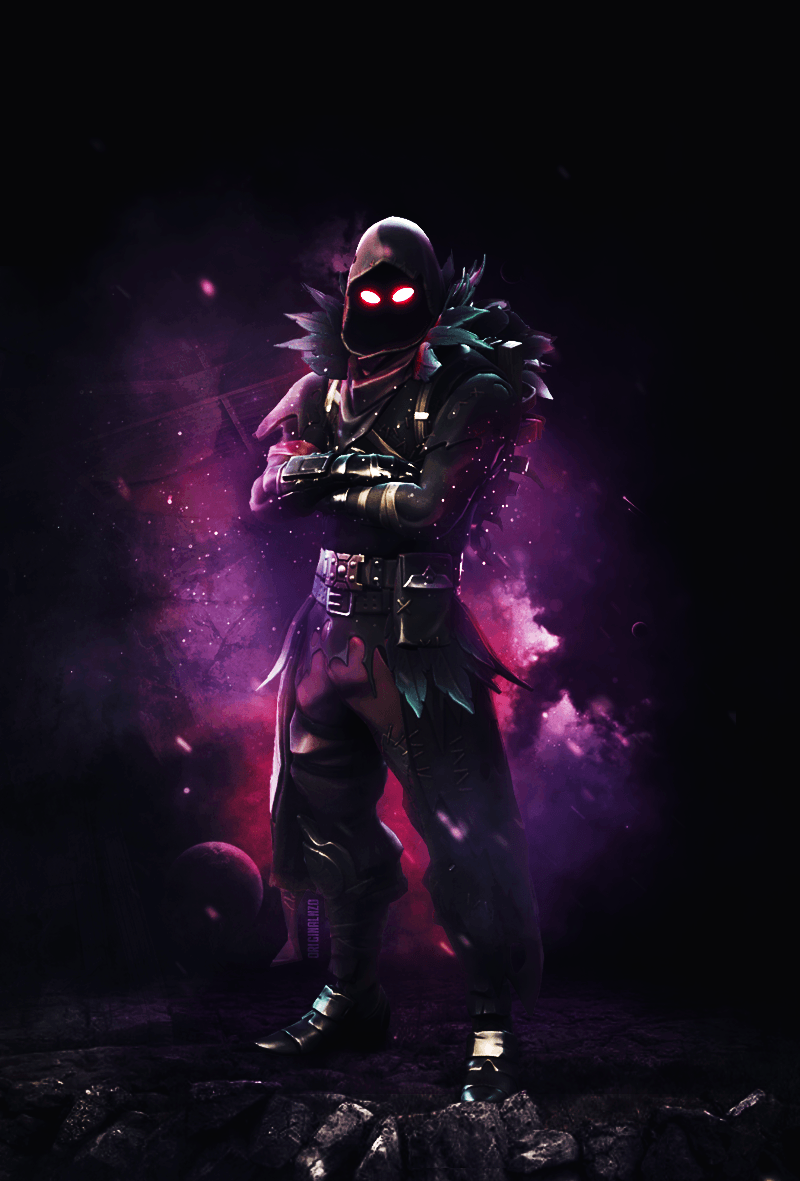 Raven Fortnite Skin Wallpapers Top Free Raven Fortnite Skin Backgrounds Wallpaperaccess