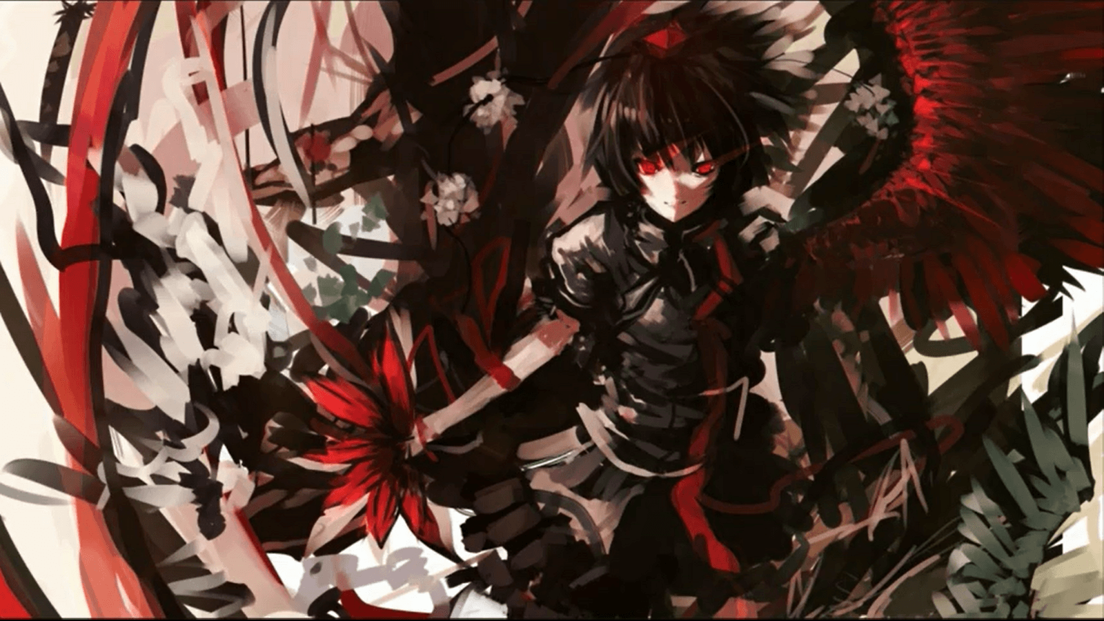 Evil Anime Wallpapers Top Free Evil Anime Backgrounds Wallpaperaccess