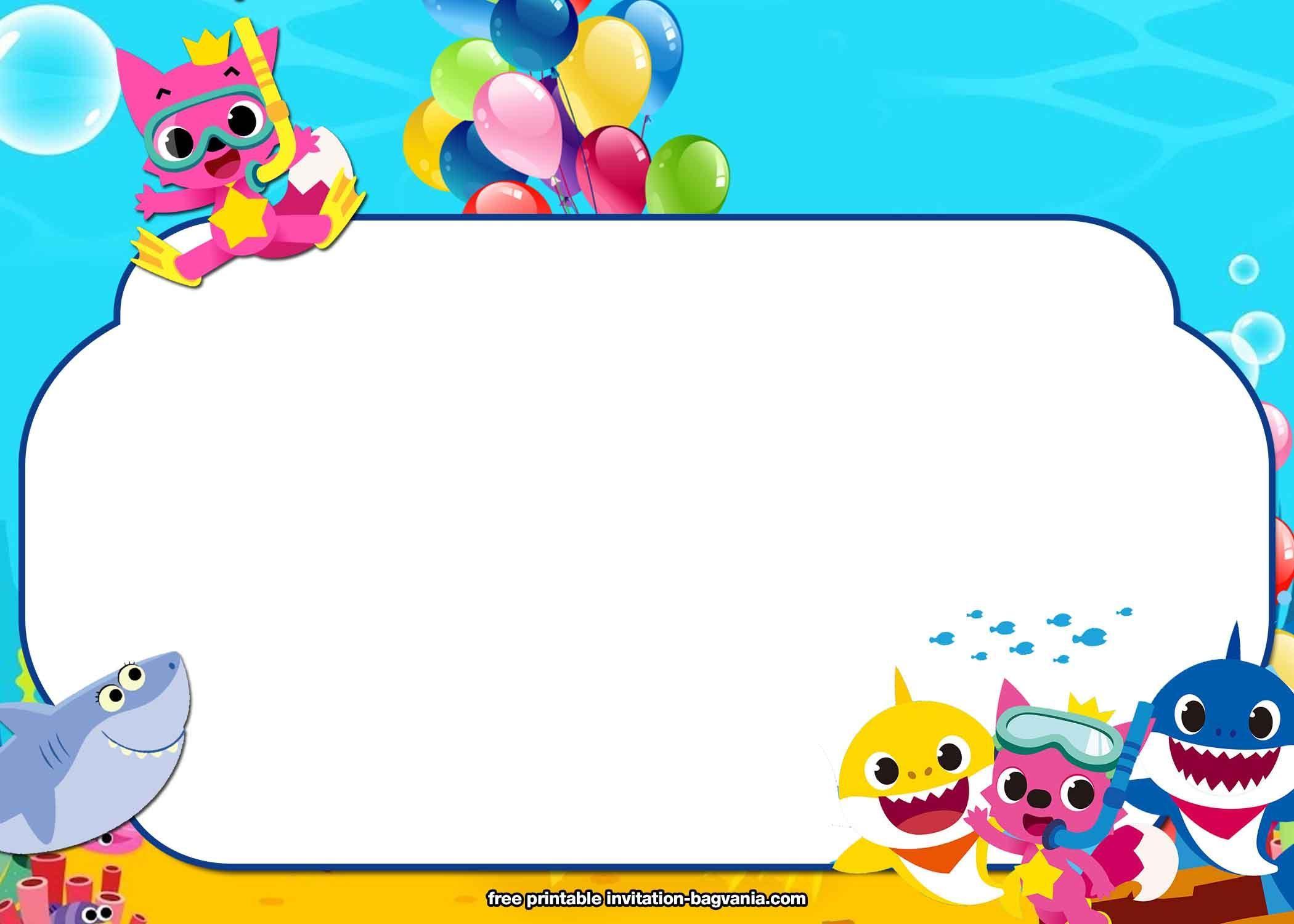 Birthday Baby Shark Wallpapers Top Free Birthday Baby Shark Backgrounds Wallpaperaccess