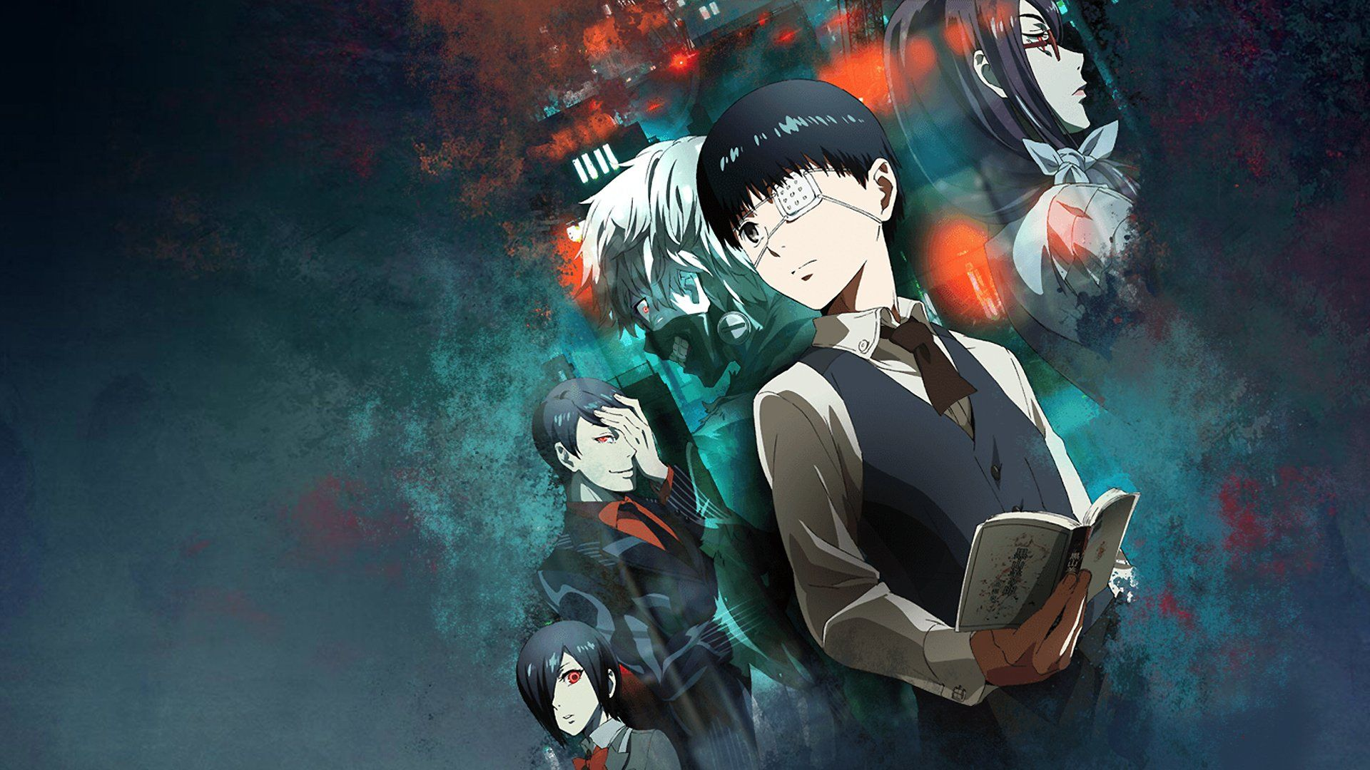 Tokyo Ghoul Characters Hd Wallpapers Top Free Tokyo Ghoul Characters Hd Backgrounds Wallpaperaccess