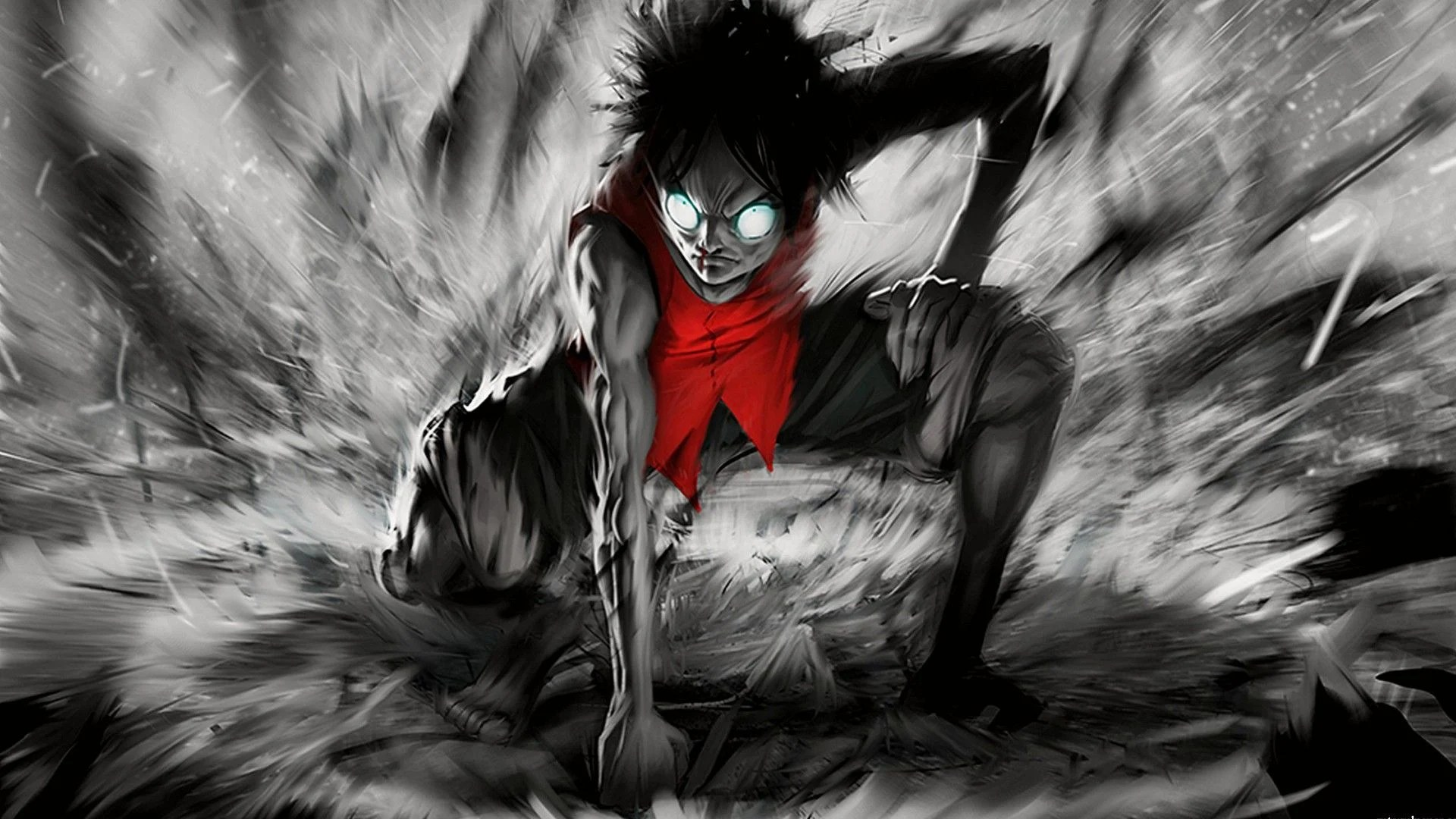 Scary Anime 4k Wallpapers Top Free Scary Anime 4k Backgrounds Wallpaperaccess