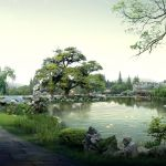 Chinese Landscape Wallpapers Top Free Chinese Landscape Backgrounds Wallpaperaccess