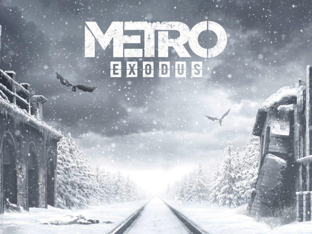 metro exodus wallpapers top free