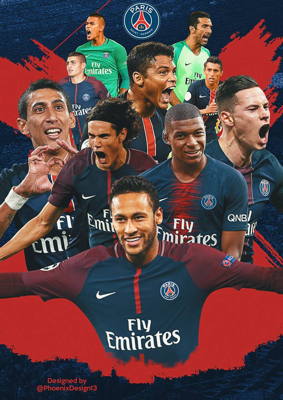 psg team wallpapers top free psg team
