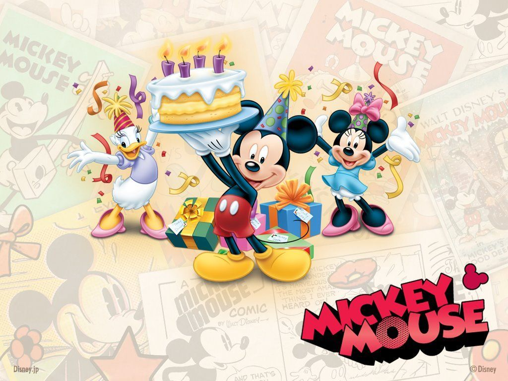 Minnie Mouse Birthday Wallpapers Top Free Minnie Mouse Birthday Backgrounds Wallpaperaccess