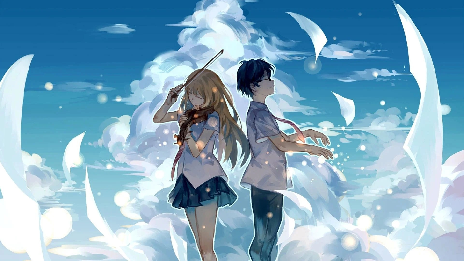 High Def Anime Wallpapers Top Free High Def Anime Backgrounds Wallpaperaccess