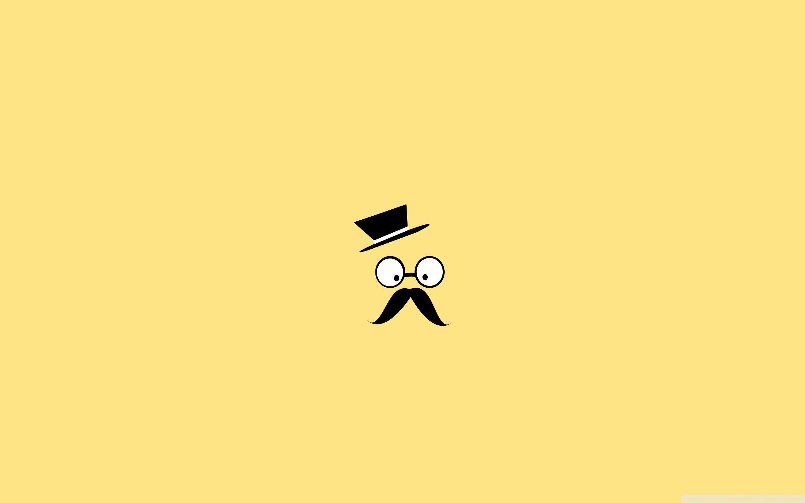 Cute Mustache Desktop Wallpapers Top Free Cute Mustache Desktop Backgrounds Wallpaperaccess