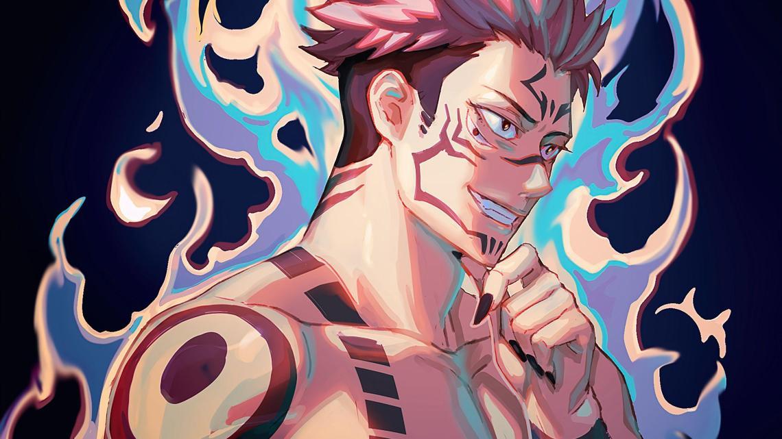 Download Wallpaper Anime Jujutsu Kaisen Brainly