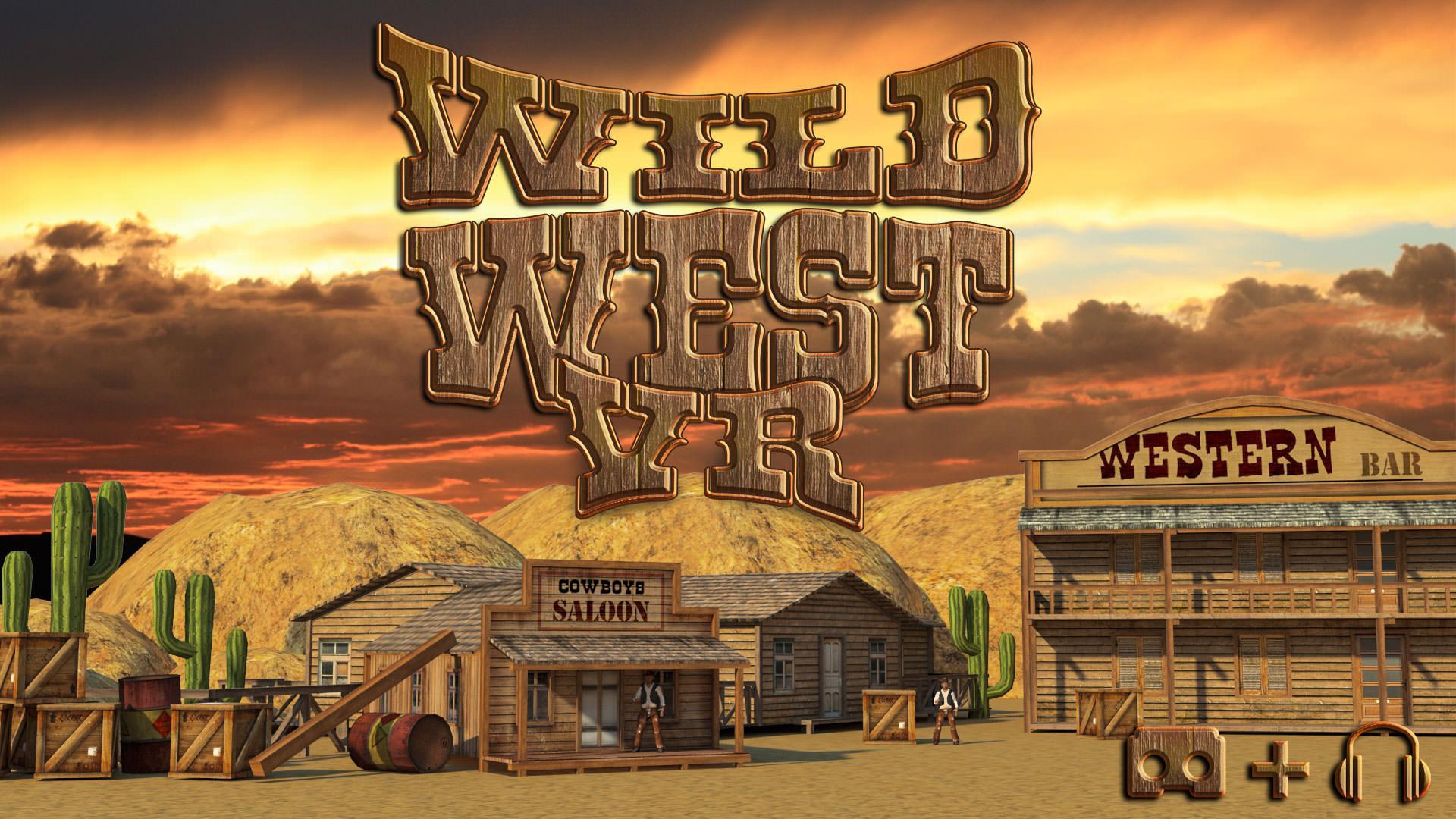 Wild West Cartoon Wallpapers