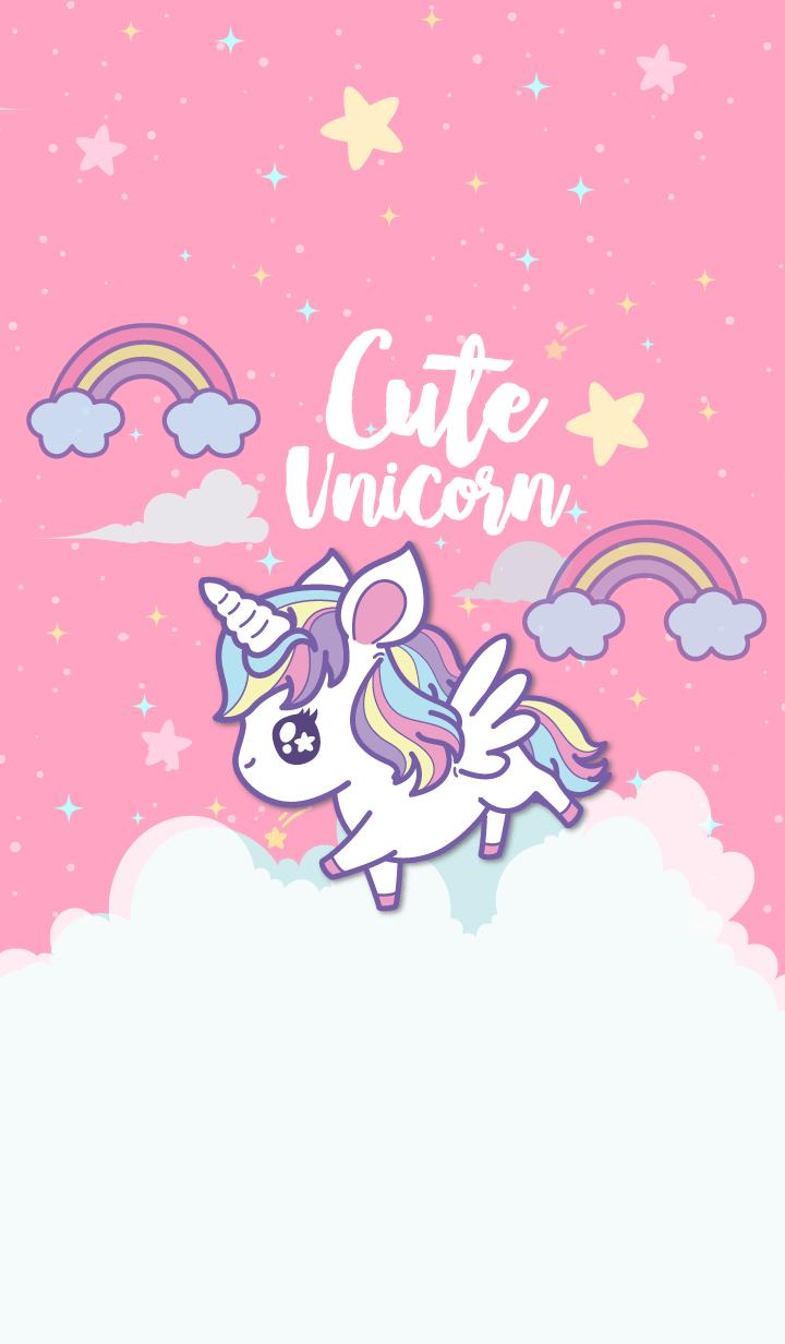 Cute Unicorns Wallpapers Floweryred2 Com