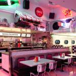 50s Diner Wallpapers Top Free 50s Diner Backgrounds Wallpaperaccess