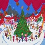 Whoville Grinch Wallpapers Top Free Whoville Grinch Backgrounds Wallpaperaccess