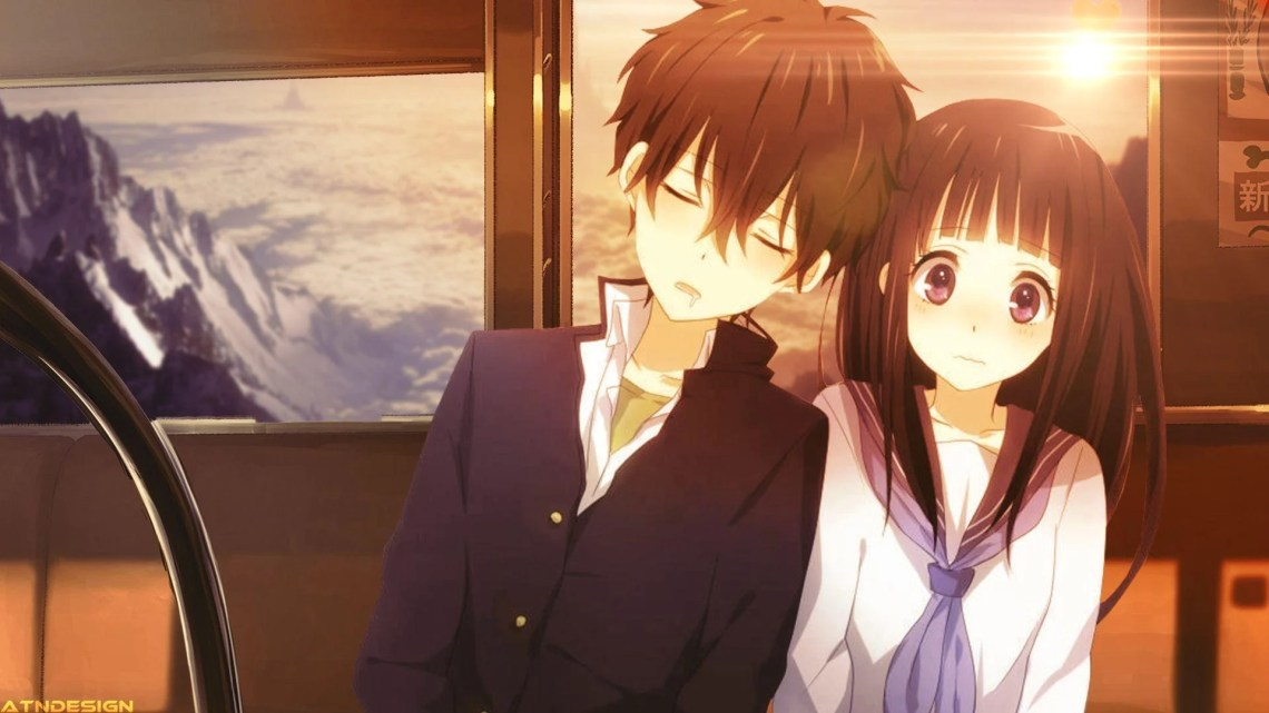Anime Couple Hd Wallpapers Top Free Anime Couple Hd Backgrounds Wallpaperaccess