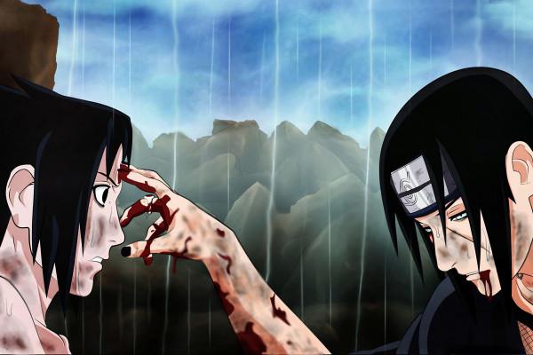 Sasuke And Itachi Uchiha Wallpapers