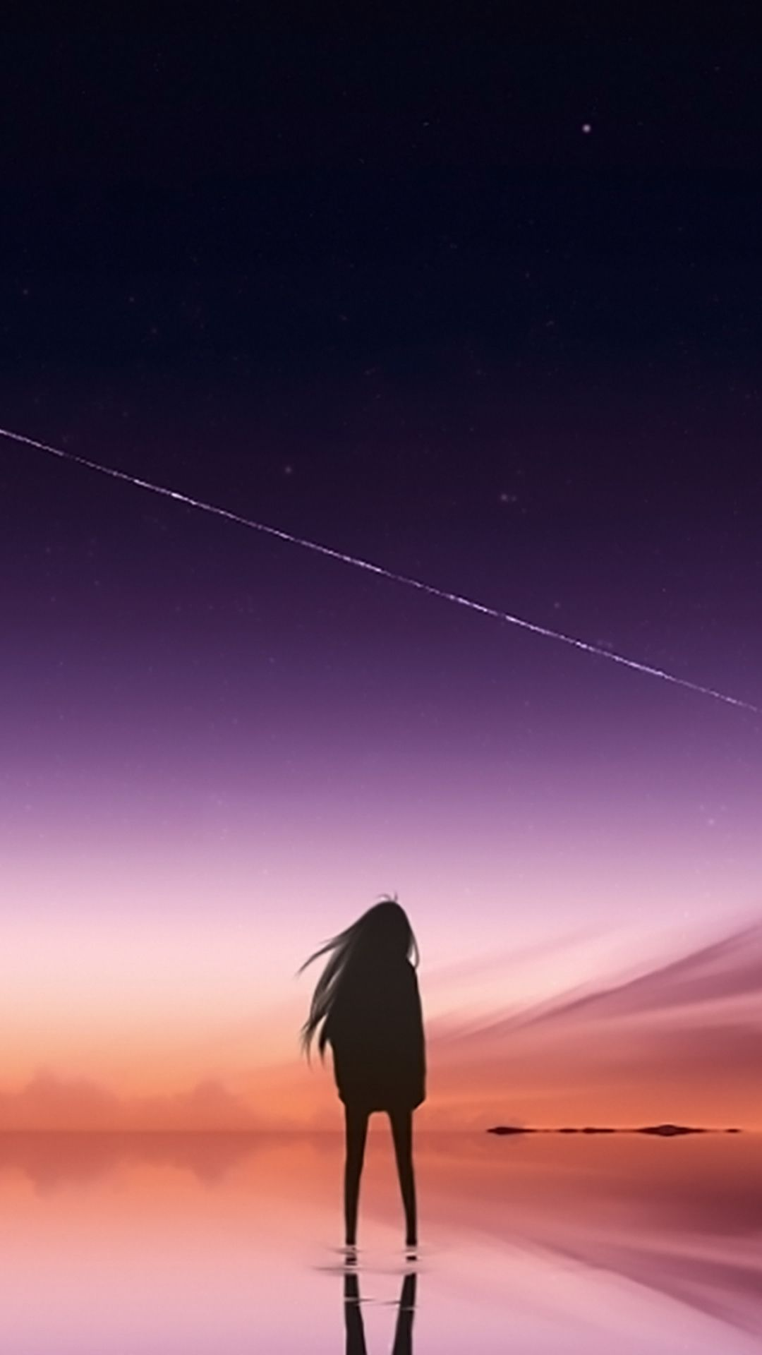 Sad Anime Iphone Wallpapers 43 Images Wallpaperboat