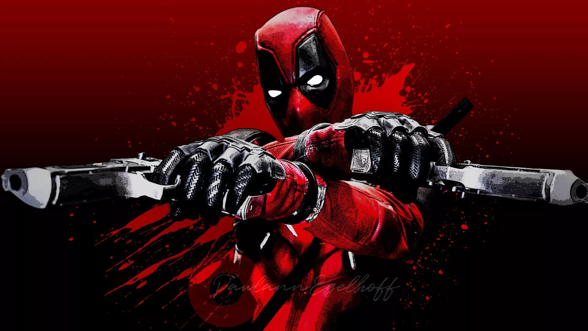 Cool Deadpool Wallpapers 30 Images Wallpaperboat