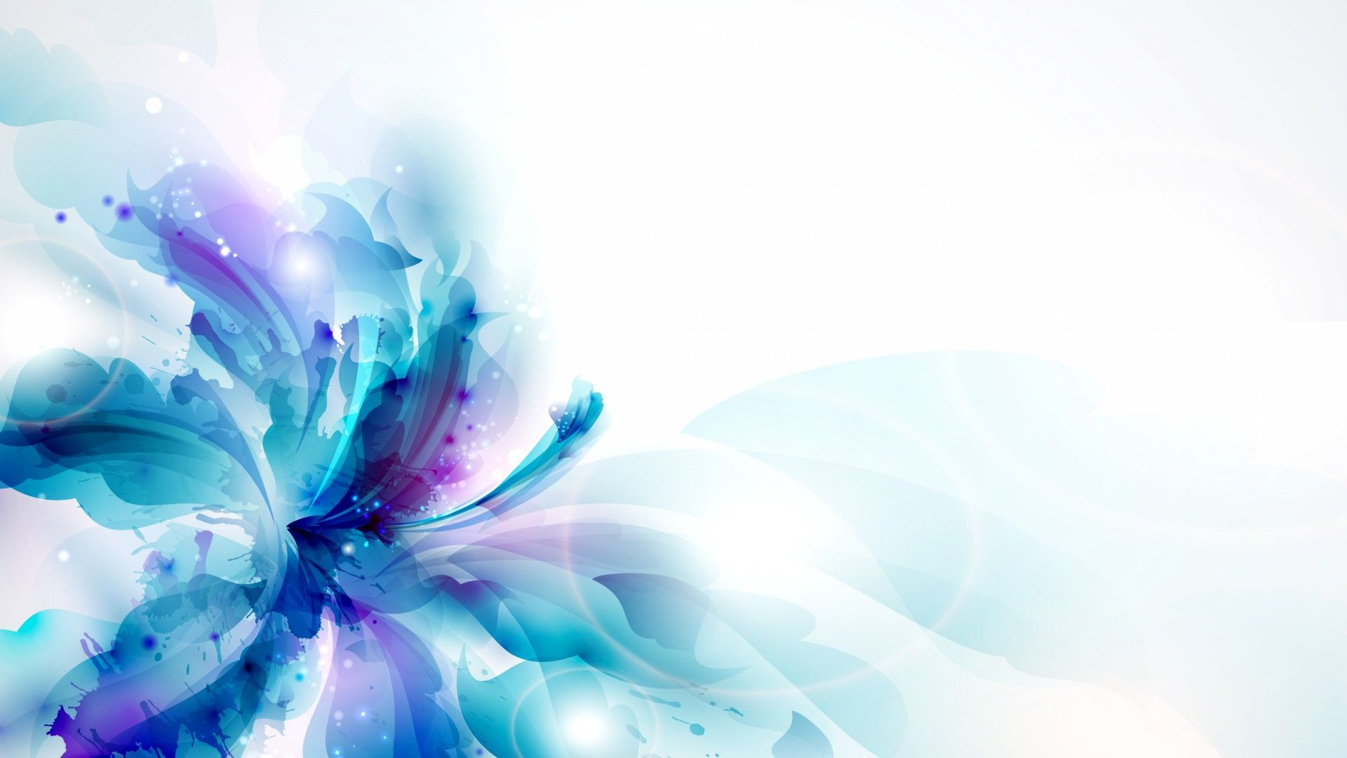 Abstract Flowers Wallpapers 20 Images Wallpaperboat