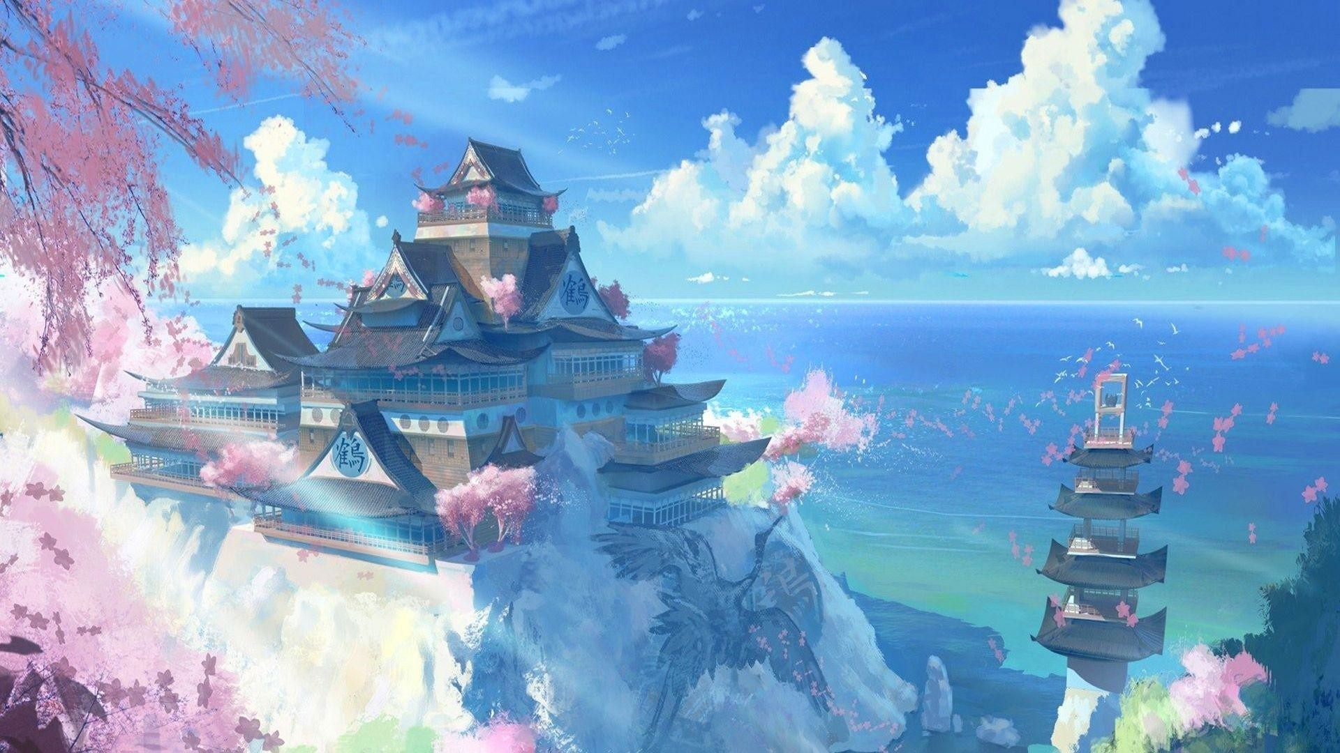 Aesthetic Anime Hd Wallpapers 20 Images Wallpaperboat