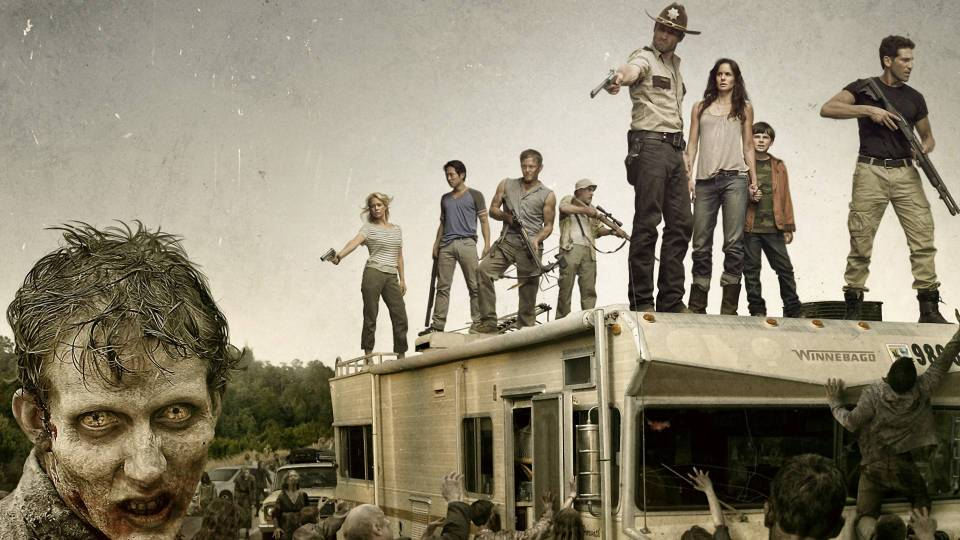 The Walking Dead - The Walking Dead Wallpaper