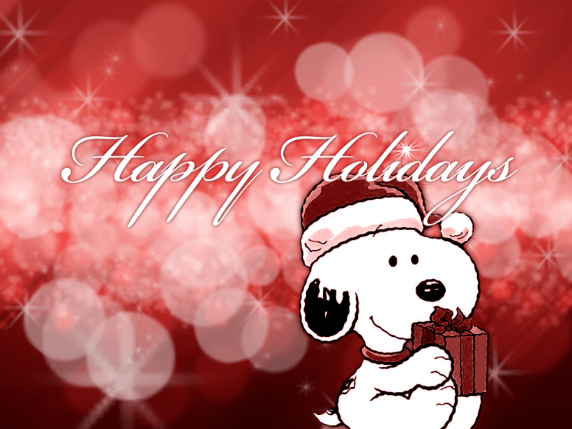 snoopy christmas backgrounds wallpaper cave - Snoopy Christmas Wallpaper