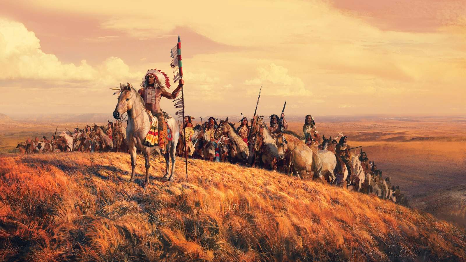 American Indian Wallpapers