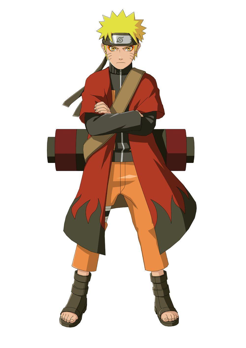 Naruto Sage Mode Wallpapers Wallpaper Cave