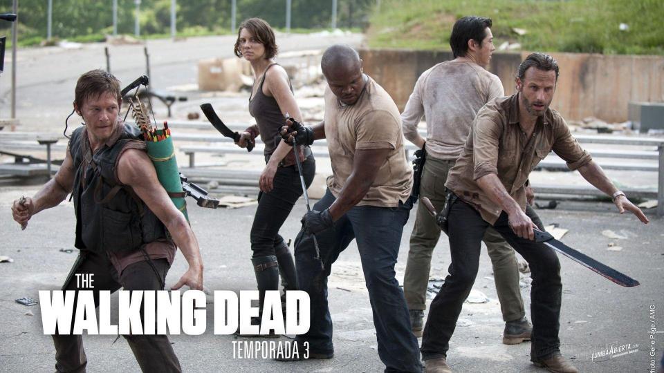 The Walking Dead HD wallpapers #16 - 1920x1080 Wallpaper Download ...